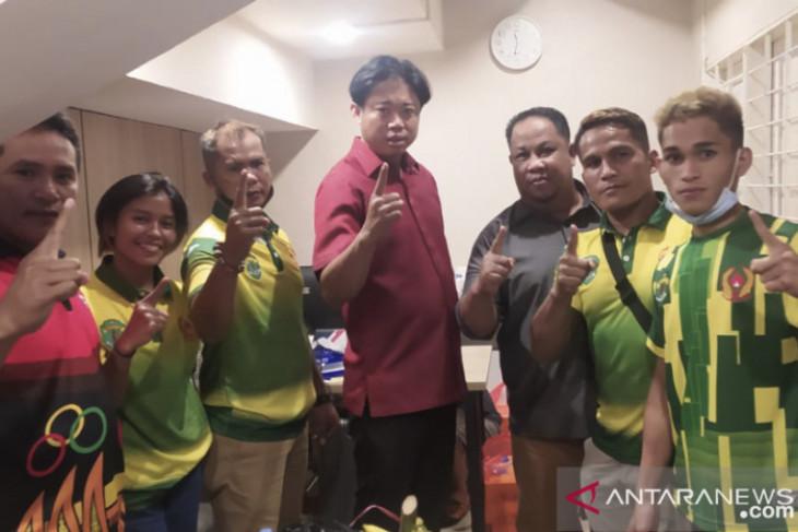 Manajer tinju Kaltim janjikan bonus peraih medali PON XX Papua