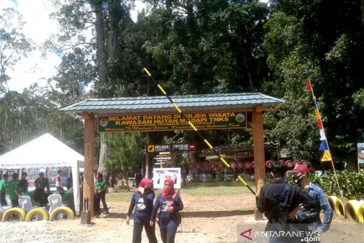 TNKS: Desa perbatasan kawasan rentan perambahan