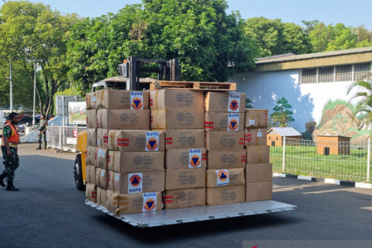 BNPB provides three million masks for public at Papua PON