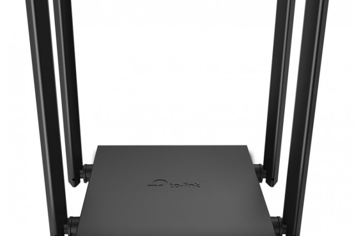 Archer C54, router sekaligus range extender