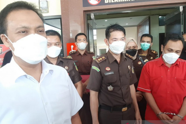 Mantan bendahara KONI Bengkulu ditetapkan tersangka kasus korupsi