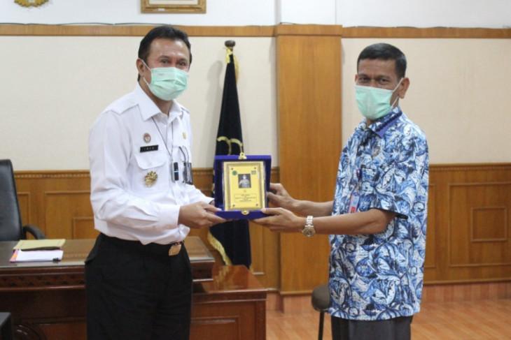Kanwil Kemenkumham Sumut perkuat  kerja sama BNN berantas narkoba