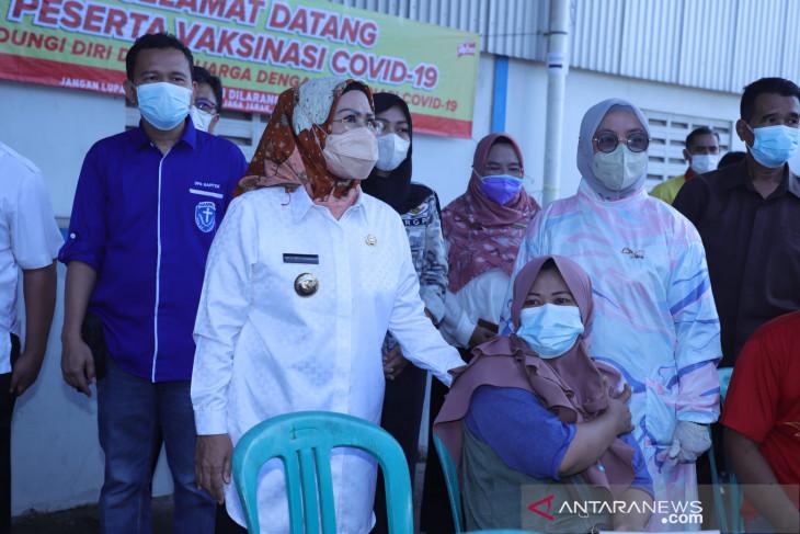 Bupati Serang pastikan pelayanan vaksinasi terbuka untuk semua