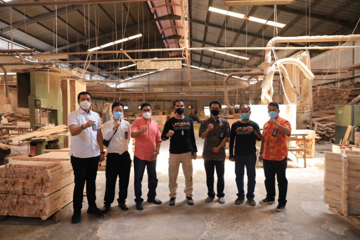 Mebel produksi narapidana Lapas I Surabaya tembus pasar ekspor
