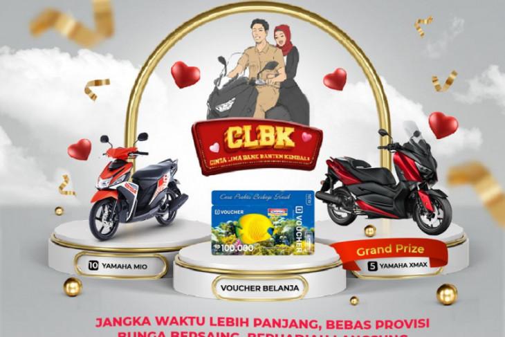 Romansa CLBK, Bukti Cinta Bank Banten kepada Nasabah Setia