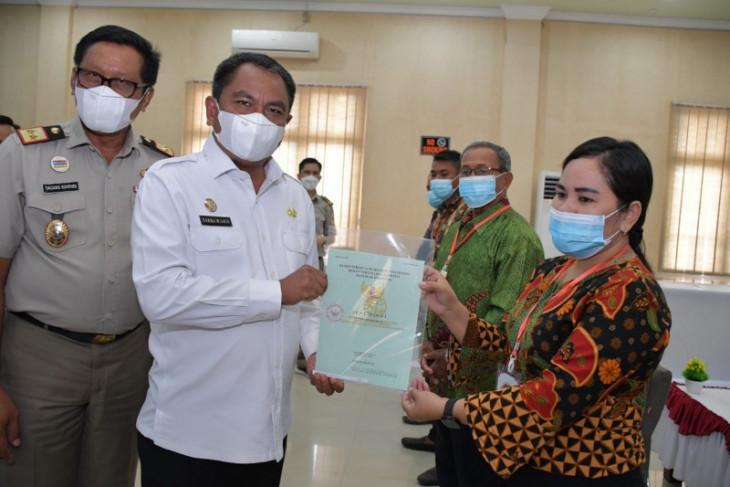Pemkab Sergai serahkan 1.000 sertifikat tanah kepada masyarakat
