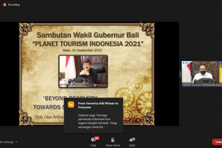 Hermawan: Teknologi dan manusia jadi kunci kembangkan wisata