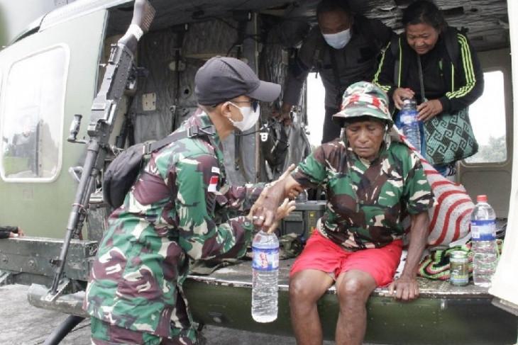 Kiwirok attack: Missing health worker found, escorted to Sentani