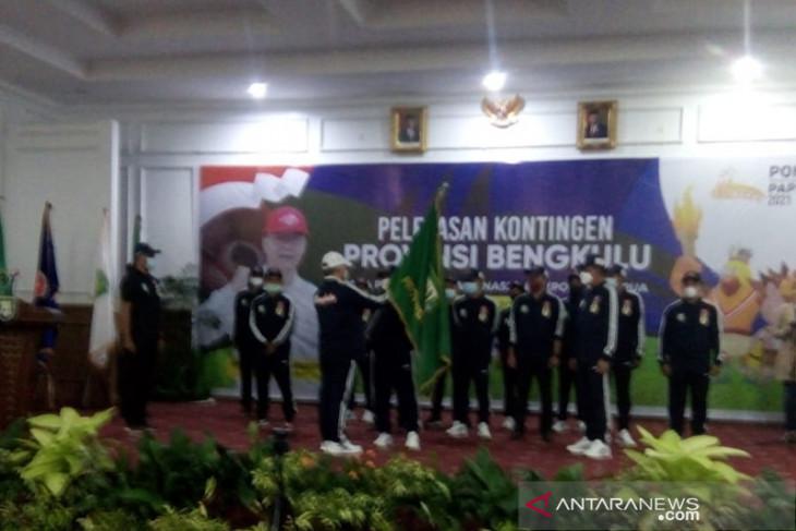 Atlet Bengkulu siap berlaga di PON XX Papua 2020