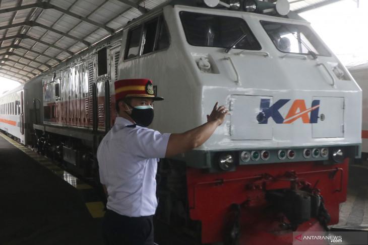 Angkutan Kereta Api di Wilayah Jatim Kembali Beroperasi