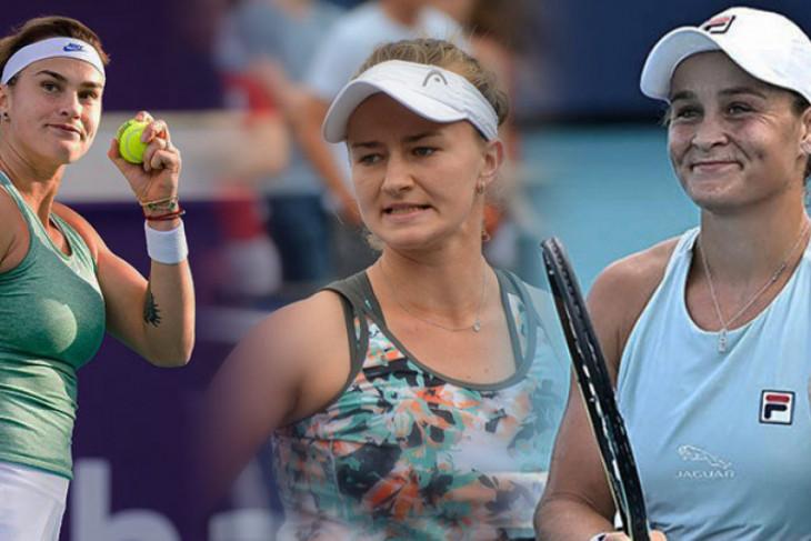 Barty, Sabalenka dan Krejcikova lolos kualifikasi WTA Finals