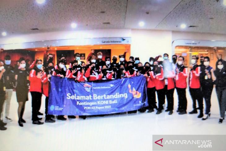 PON Papua - Garuda Indonesia dukung penerbangan kegiatan PON di Papua