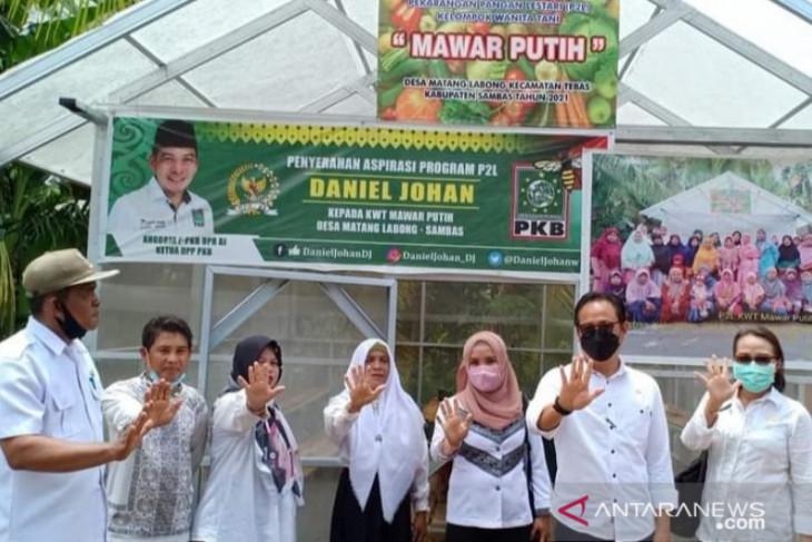 Kalbar dukung peran perempuan hadirkan ketahanan pangan keluarga