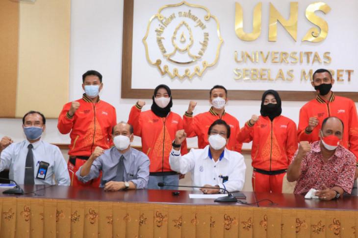 UNS akan gratiskan biaya kuliah mahasiswa peraih medali PON Papua