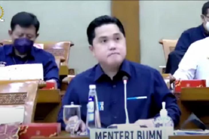 Erick Thohir arahkan Surveyor Indonesia pada penerapan TKDN