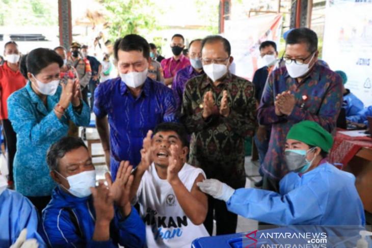 Bali berikan layanan vaksinasi COVID-19 sistem