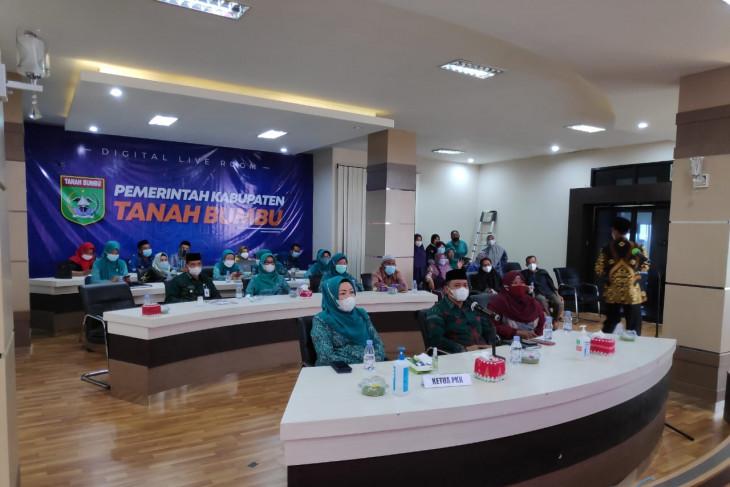 Desa Ringkit ikut lomba posyandu tingkat provinsi