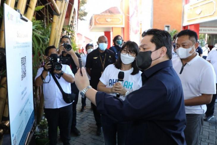 PeduliLindungi app helping Bali get tourism ready: PT Telkom