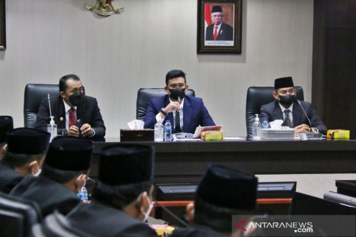 Wali Kota Medan minta jajaran direksi perumda kompak dan inovatif