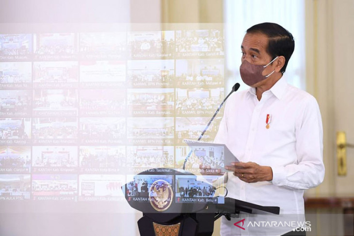Pemerintah mantapkan pemulihan kondisi sosial ekonomi pada tahun 2022