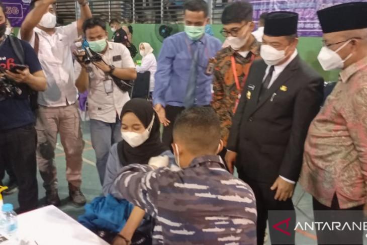 Dinkes Kalbar-IAIN Pontianak targetkan 3.000 mahasiswa divaksin