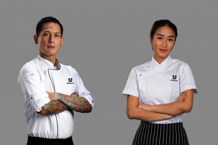 Menu chef Renatta dan chef Juna kian mudah dinikmati