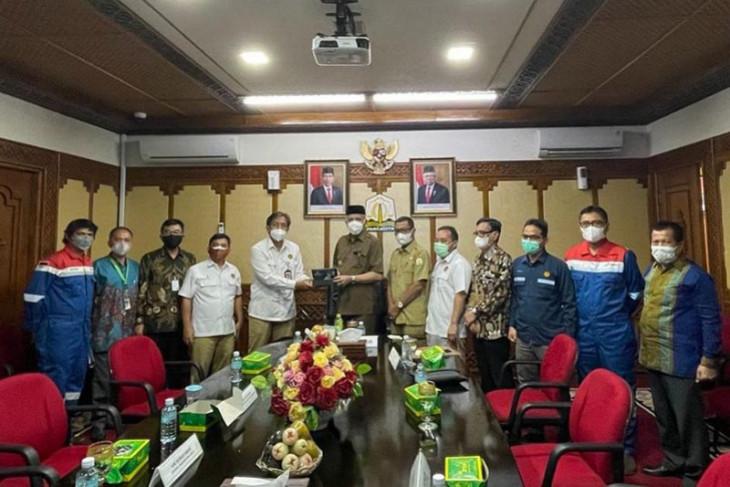 BPMA laporkan perkembangan migas kepada Gubernur Aceh