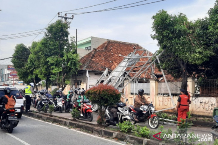 Polres Metro Depok gelar operasi Patuh Jaya 2021