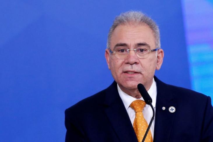 Menkes Brazil Marcelo Queiroga positif COVID-19 saat hadiri sidang umum PBB