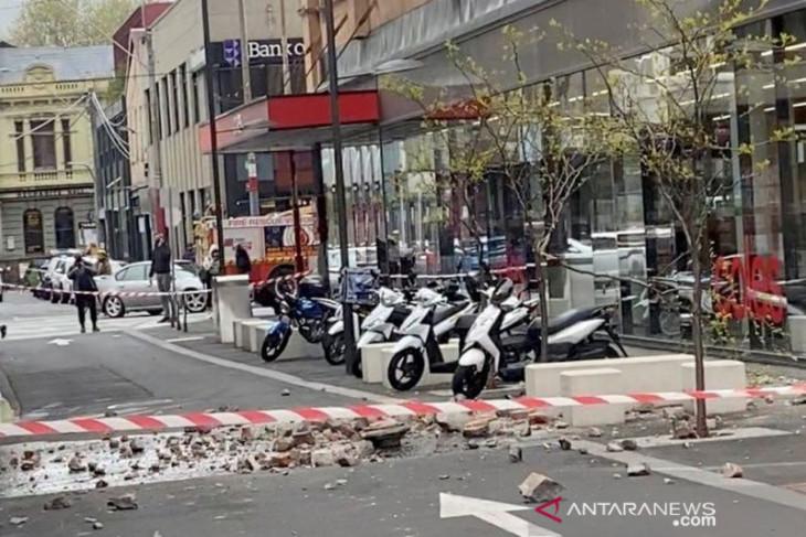 Gempa magnitudo 6,0 terjadi di dekat Melbourne