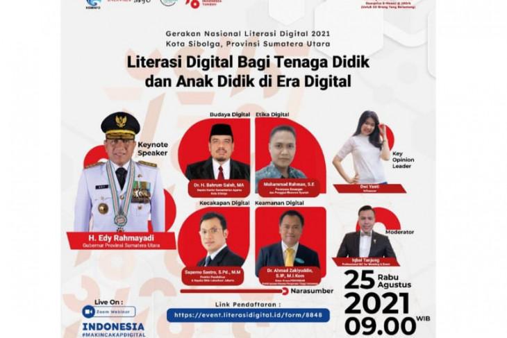 Literasi digital penting untuk guru