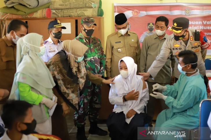 Dinas Pendidikan Nagan Raya Aceh ajak orangtua dukung vaksinasi siswa