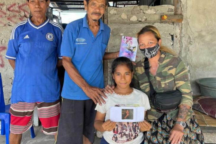 Kisah inspiratif -  Dwi Prihandini susuri pelosok Maluku demi misi kemanusiaan bukti cinta bagi suami