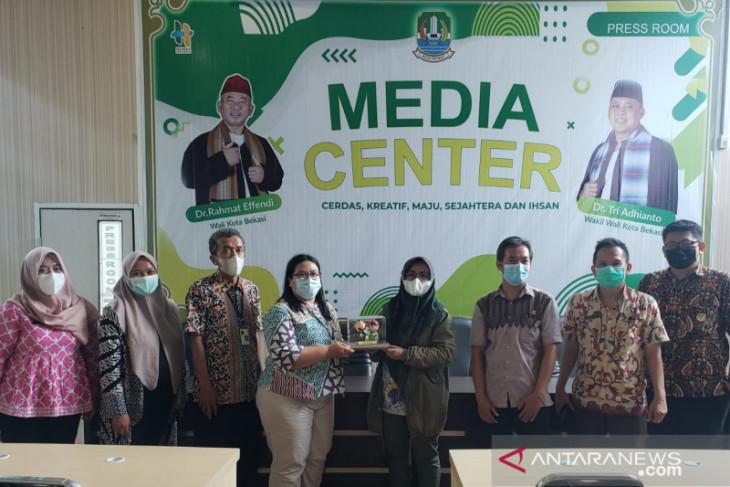 Humas Kemendag kunjungi Bekasi studi layanan informasi publik