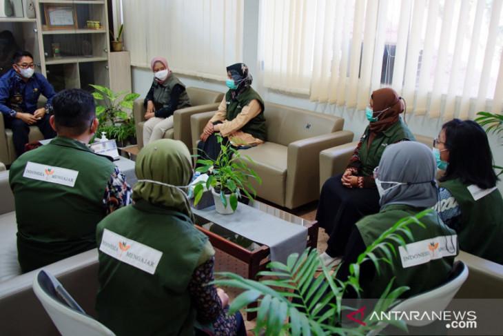 Wabup HSS terima kunjungan Indonesia Mengajar angkatan V