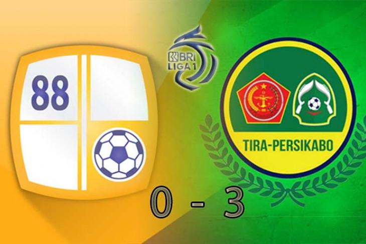 Liga 1: Tira Persikabo raih kemenangan perdana usai bekuk Barito 3-0