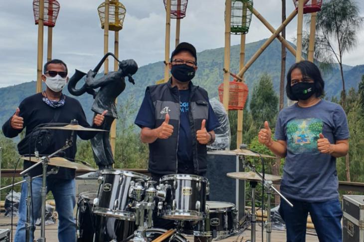 Jazz Gunung Bromo 2021 digelar dengan prokes ketat