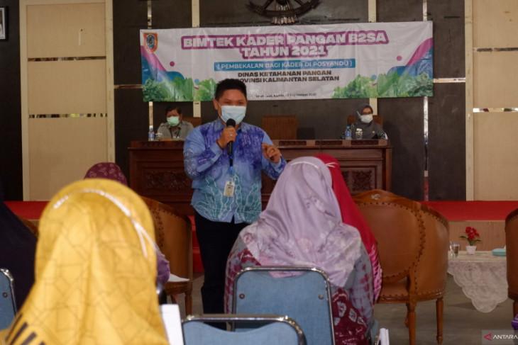 DKP Kalsel: Tanaman pangan harus memenuhi keamanan