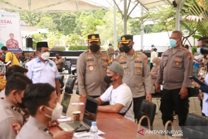 Wali Kota berharap Oktober  Samarinda turun Level Satu