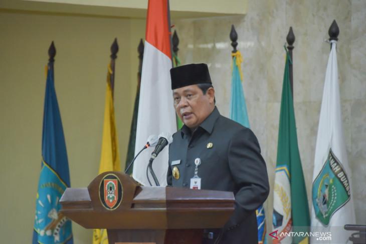 Gubernur prioritas APBD Kalsel 2022 tetap penanganan COVID-19