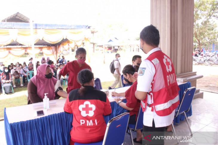 Palang Merah Indonesia kota Sorong gelar vaksinasi masal