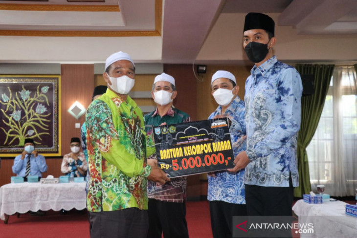 Bupati tutup penjaringan kader muda LPTQ Banjar 2021