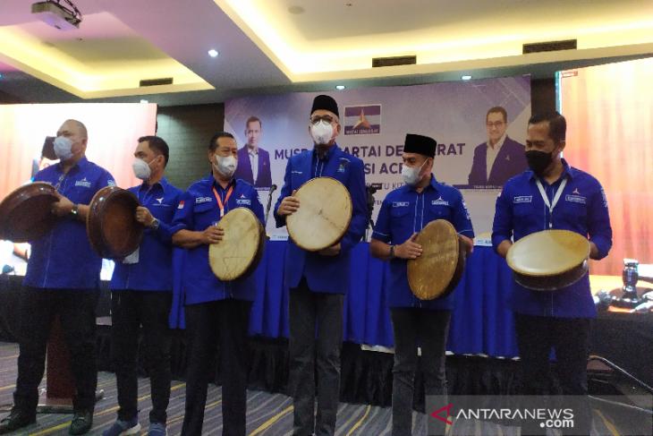 Ketua Demokrat Aceh minta kader jaga kekompakan