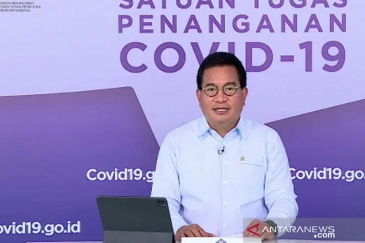 Schools must halt offline learning if COVID case detected: Adisasmito