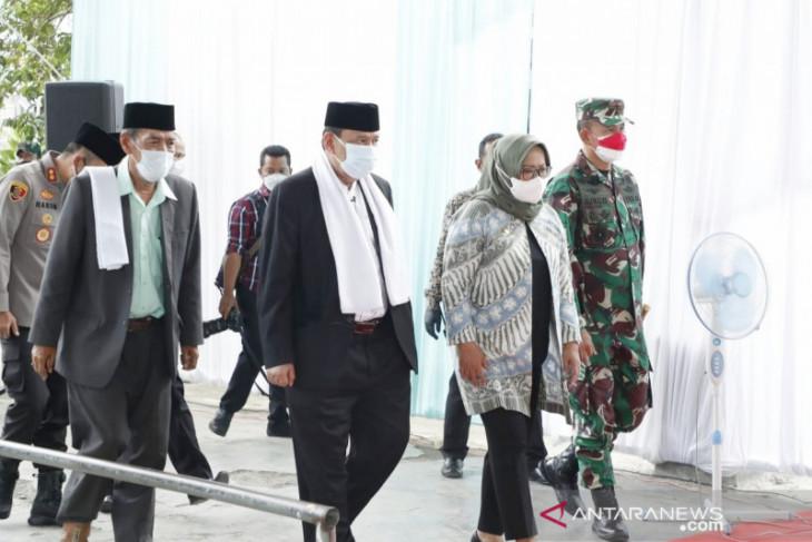 Pemkab Bogor kerahkan pemuka agama tingkatkan minat warga ikut vaksinasi