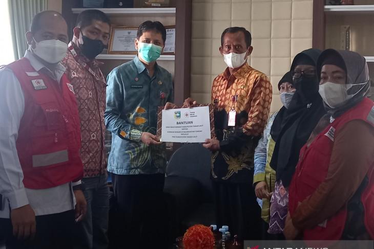 Bupati lepas relawan PMI Tanah Laut ke Kalteng