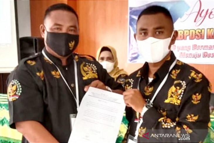H Husni Tamrin pimpin Persatuan Anggota BPD Seluruh Indonesia Kabupaten HST