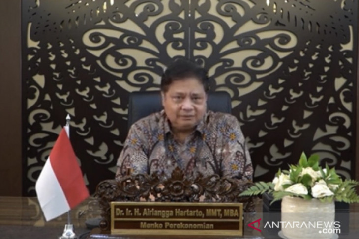 Hartarto highlights government attempts to revive MSMEs