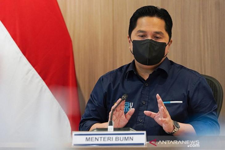 Menteri Erick Thohir akan tutup tujuh BUMN yang lama tidak beroperasi