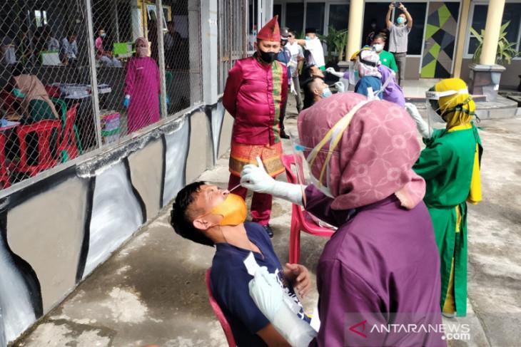 Kasus aktif COVID-19 di Rejang Lebong tinggal tujuh orang